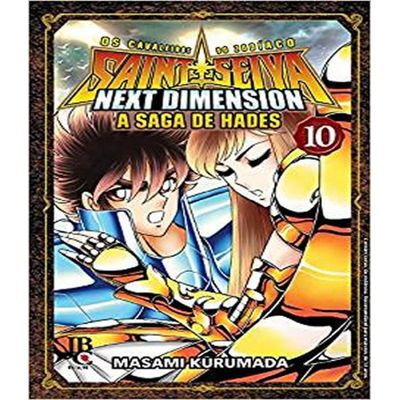 Os Cavaleiros do Zodíaco - Next Dimension - A Saga de Hades - Vol. 10