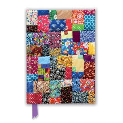 Patchwork Quilt (Foiled Journal)