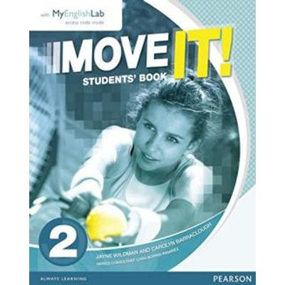 Move It - Students Book Com Myenglishlab - Level 2