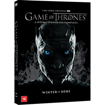 DVD Game Of Thrones - 7ª Temporada - 5 Discos