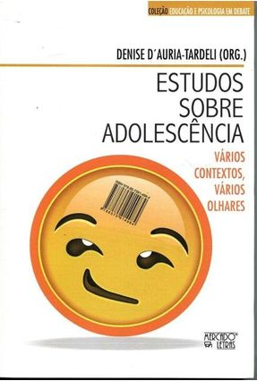 Estudos Sobre Adolescência - Tardelli,Denise D'Auria pdf epub