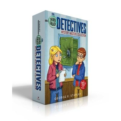 Third-Grade Detectives Mystery Masters Collection - The Clue Of The Left-Handed Envelope; The Puzzle Of The Pretty Pink