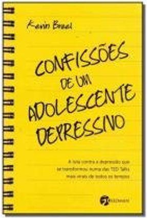 Confissões de Um Adolescente Depressivo - Breel,Kevin Breel,Kevin pdf epub