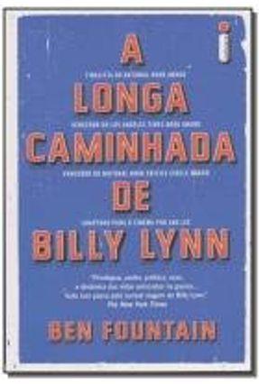A Longa Caminhada de Billy Lynn - Fountain,Ben pdf epub