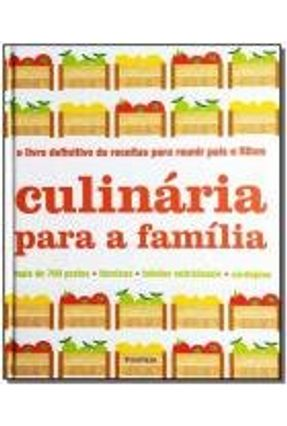 Culinária Para A Família