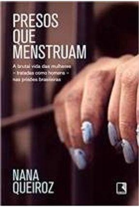 Presos Que Menstruam - Queiroz,Nana pdf epub
