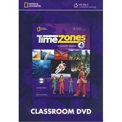 Time Zones 4 - Classroom DVD