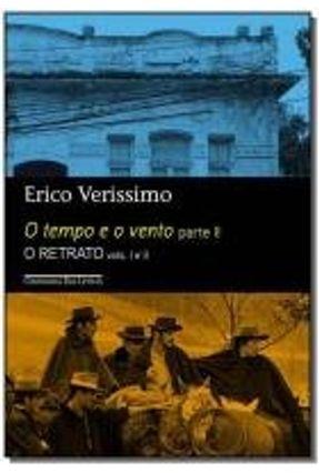 O Tempo e o Vento - Parte I - o Retrato (Edição Econômica) - Verissimo,Erico Verissimo,Erico | Hoshan.org