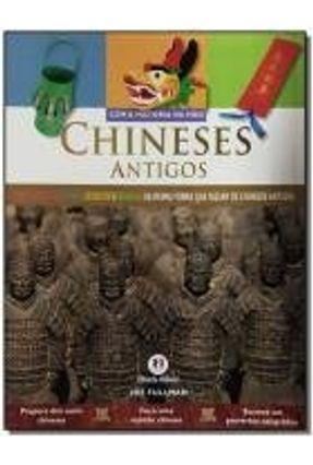 Com a História Na Mão - Chineses Antigos - Fullman,Joe | Nisrs.org
