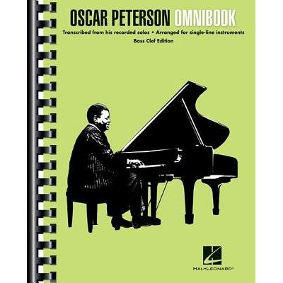Oscar Peterson - Omnibook - Bass Clef Instruments