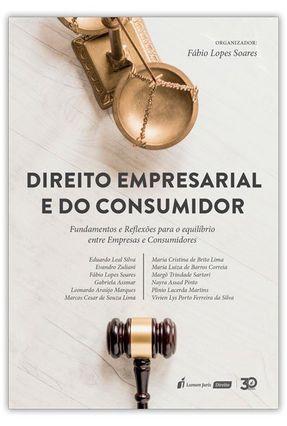 Direito Empresarial E Do Consumidor - Soares,Fábio Lopes pdf epub