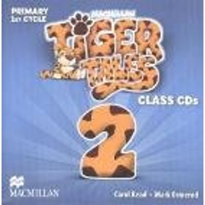 Tiger Tales 2 - Audio CD