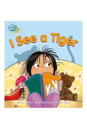 I See A Tiger - Gabriel,Marie | Nisrs.org