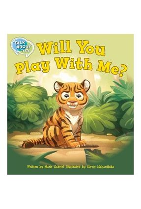 Will You Play With Me? - Gabriel,Marie | Nisrs.org