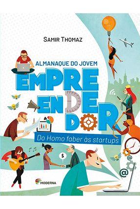 Almanaque do Jovem Empreendedor - Thomaz,Samir pdf epub
