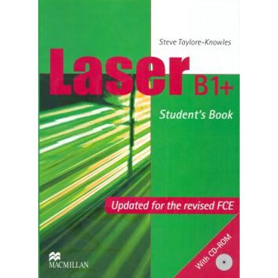 Laser B1+ Students Book - CD-ROM