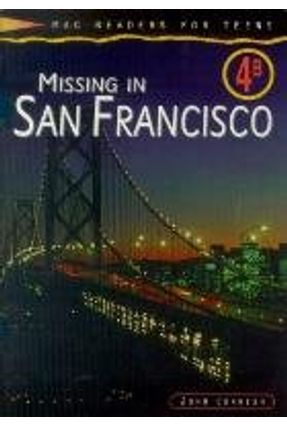 Missing In San Francisco 4B - Cornish,John pdf epub