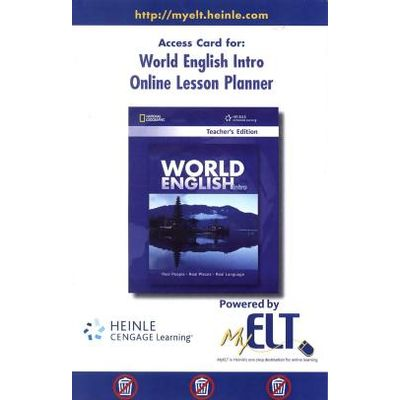 World English Intro - Online Lessons Planner