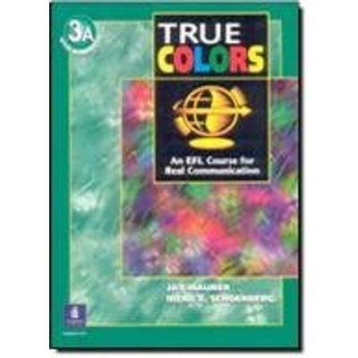 True Colors 3a - Student Book / Workbook