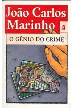 O Gênio do Crime - Marinho,Joao Carlos pdf epub