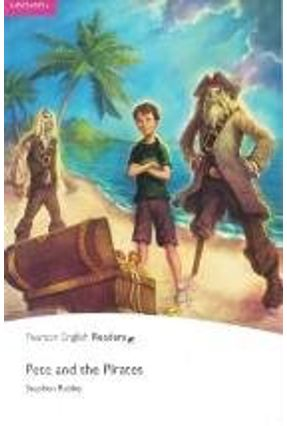 Pete & The Pirates - Easystarts - Pack Audio CD - Penguin Readers - Rabley | Hoshan.org