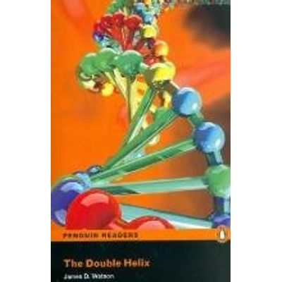 Double Helix - Level 6 - Pack CD - Penguin Readers - 2nd ed.