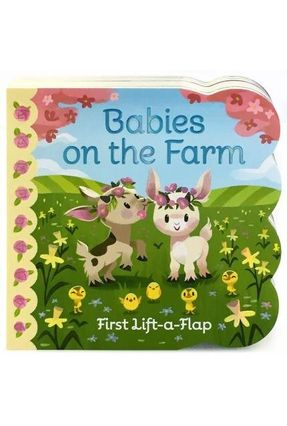 Babies On The Farm - Lift-A-Flap - Swift,Ginger | Hoshan.org