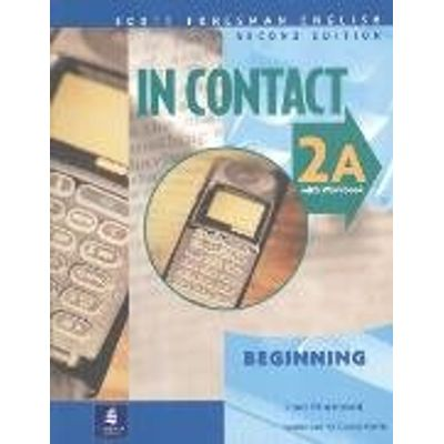 In Contact Student´s Book 2a With Workbook (second Edition)