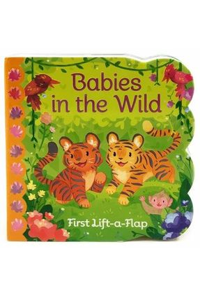 Babies In The Wild - Lift-A-Flap - Swift,Ginger | Tagrny.org