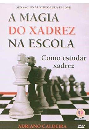 Como Estudar Xadrez - Caldeira,Adriano | Hoshan.org