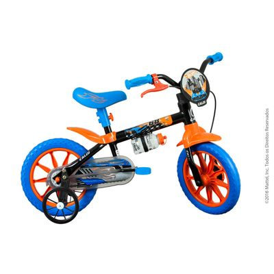 Bicicleta Hot Wheels - Aro 12 - Caloi