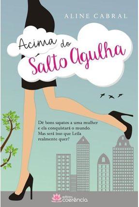 Acima do Salto Agulha - Aline Cabral | Hoshan.org