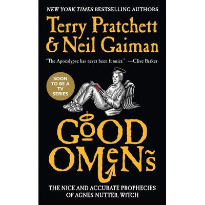 Good Omens - The Nice And Accurate Prophecies Of Agnes Nutter, Witch