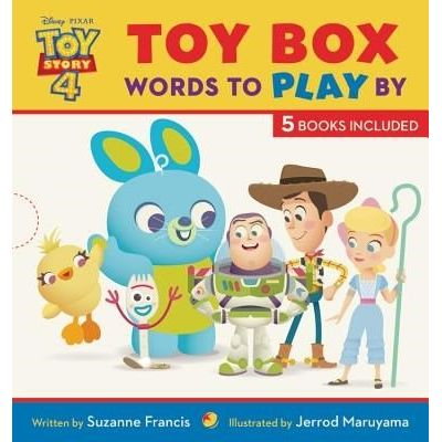 Toy Story 4 Toy Box - Words To Play By