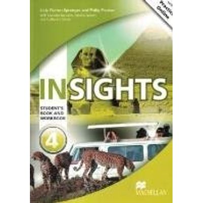 Promo-Insights Student's Book With Workbook & Mpo-4