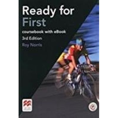 Ready For First 3Rd Edition Student's Book & Ebook Pack-W/Key