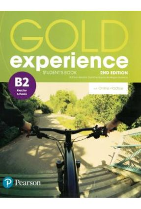 Gold Experience B2 Students' Book With Online Practice - Gaynor,Suzanne Roderick,Megan Alezivos,Kathryn   Hoshan.org