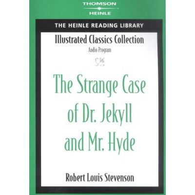 Heinle Reading Library Level A - The Strange Case Of Dr. Jekyll And Mr. Hyde - Audio CD