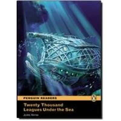 Twenty Thousand Leagues Under The Sea - Level 1 Pack CD - Penguin Readers