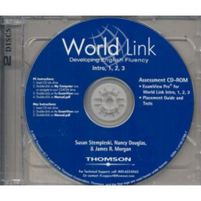 World Link Book Intro/1/2/3 - Assessment CD