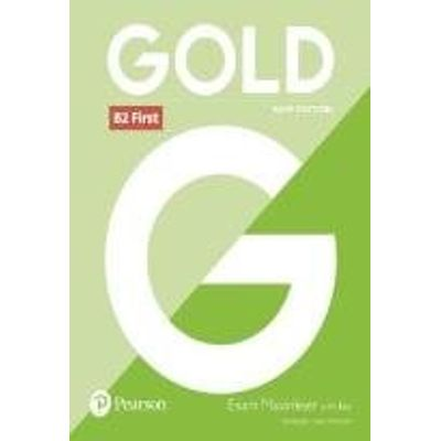 Gold B2 First New Edition - Maximiser With Key