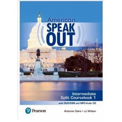 Speakout -  Intermediate 2E American - Student Book Split 1 With DVD-Rom And Mp3 Audio CD