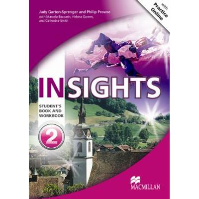Promo-Insights Student's Book With Workbook & Mpo-2