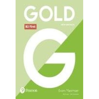 Gold B2 First New Edition - Exam Maximiser