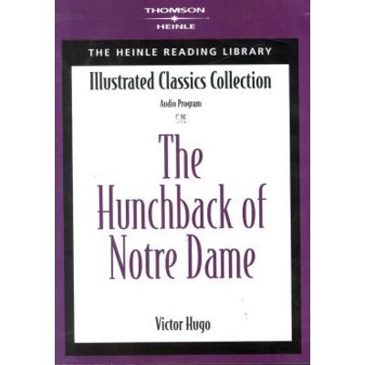 Heinle Reading Library Level C - The Hunchback Of Notre Dame - Audio CD