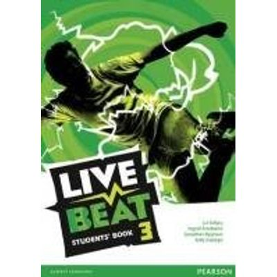 Live Beat 3 - Students' Book