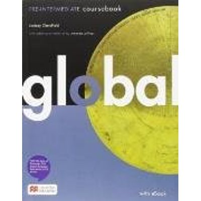 Global Student's Book And Ebook-Pre-Int