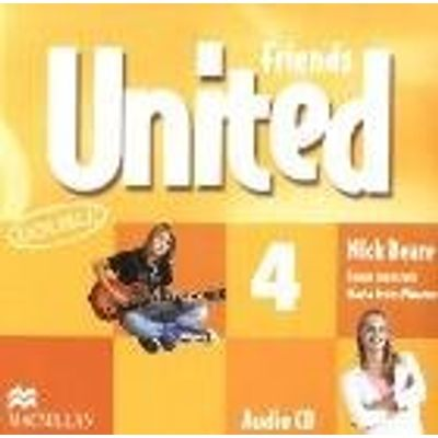 Friends United 4 - Double Audio CD