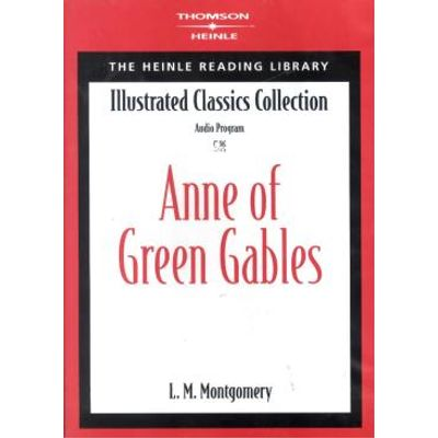 Heinle Reading Library Level B - Anne Of Green Gables - Audio CD