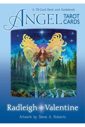 Angel Tarot Cards - Valentine,Radleigh | Hoshan.org